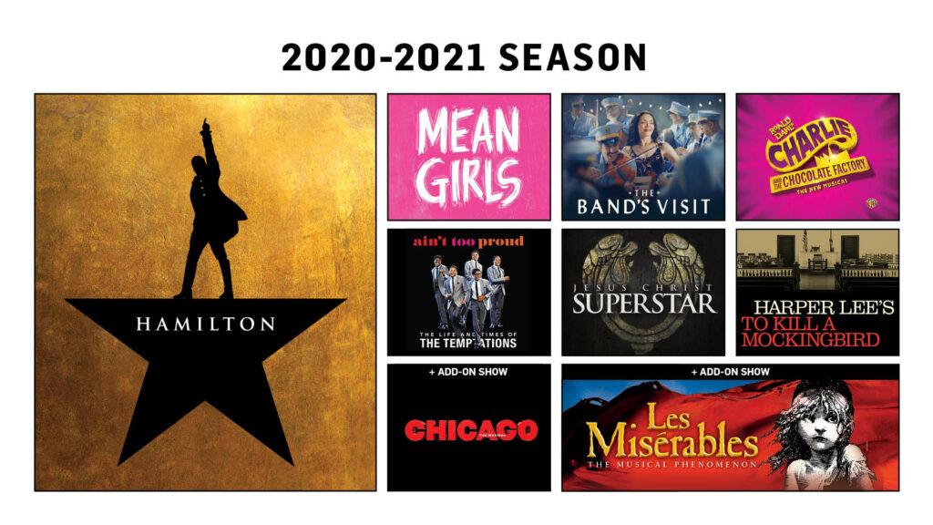 music man broadway 2020