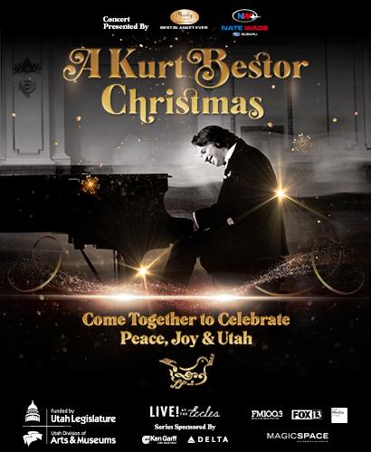 Best Time To Purchase Delta Tix For Christmas 2020 A Kurt Bestor Christmas   ArtTix Events | Salt Lake County Arts